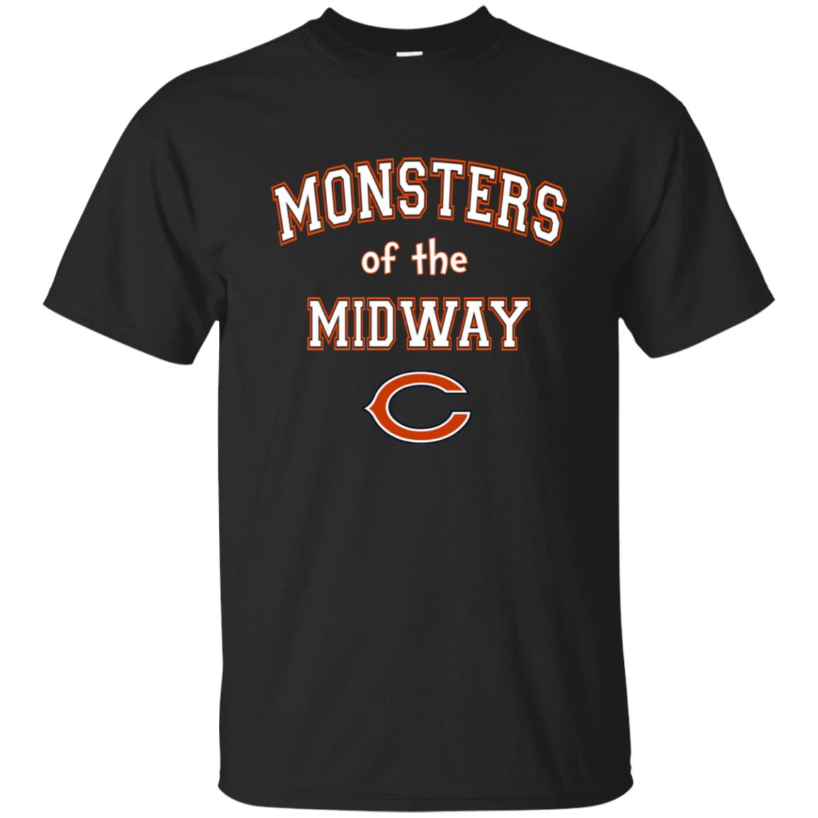 online retailer c2141 0a71e Monsters Of The Midway Chicago Bears