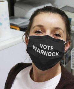 wnba playerswear vote warnock mask