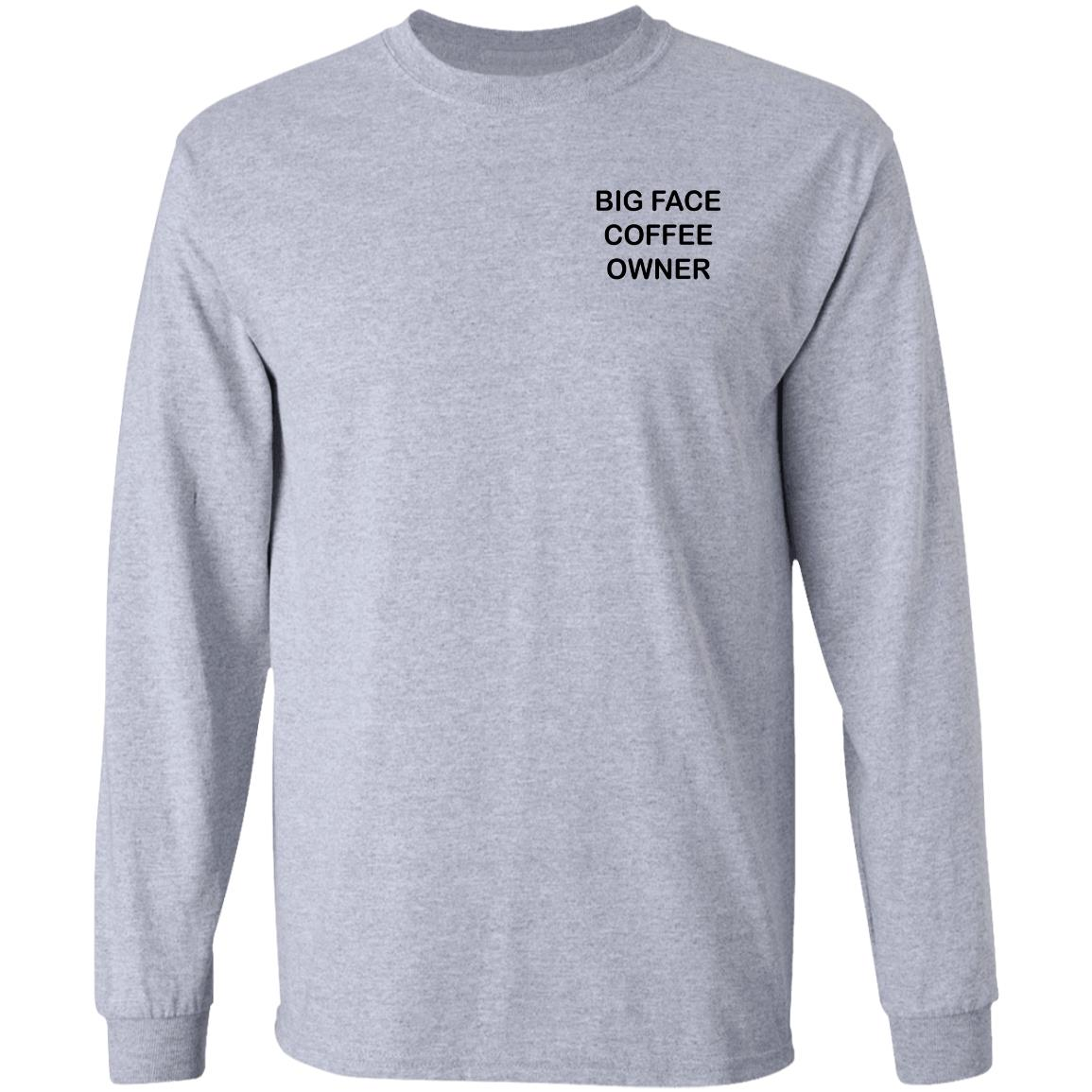 Jimmy Butler Big Face Coffee Owner Shirt - Cheeks Apparel